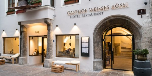 Weisses Rössl Innsbruck, gusto, cultura, tradizione dal mood moderno