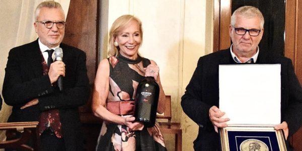 Arte nei valori Allegrini ed Arte Sella riceve il Premio Allegrini