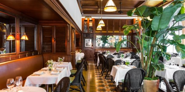 Le Colonial Houston, Vietnamese flavors for timeless emotions