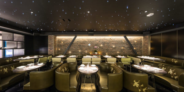 Yauatcha Houston authentic Chinese food and modern inspiration