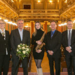 Valentine Michaud wins the Credit Suisse Young Artist Award