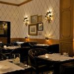 The Grill at Aldrovandi. Classico moderno e senso della tradizione