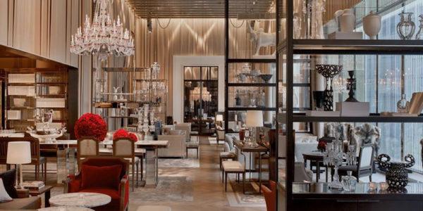 Baccarat Hotel New York and Grand Salon fascinating destination
