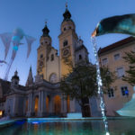 Il Brixen Water Light Festival powered by Durst lancia un segnale