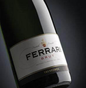 Ferrari è il brand di vino più forte in Italia