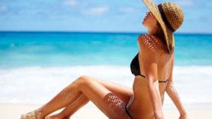 Abbronzatura, la pelle d'estate