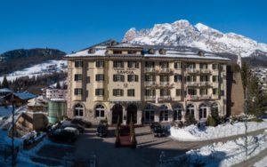 Radisson Hotel Group a Cortina