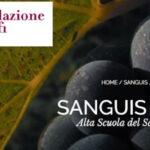 Premio Progetto Qualità al Progetto Sanguis Jovis della fondazione Banfi