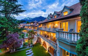 Medical Longevity Spa Villa Eden Best European Health Retreat