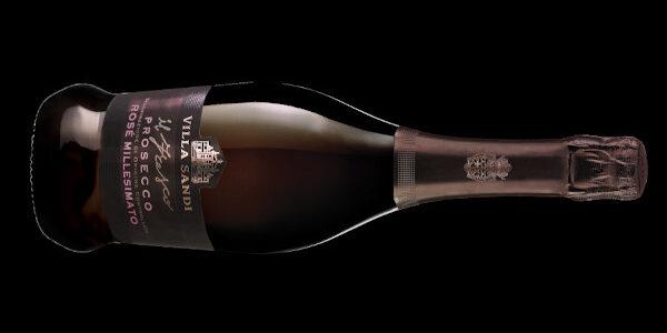 Prosecco Rosé Villa Sandi, il soft touch di una nuova fragranza