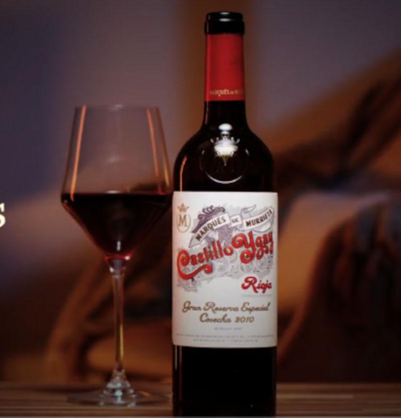 Rioja Castillo il miglior vino del 2020 Wine Spectator