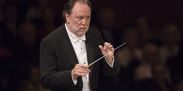 Riccardo Chailly e la Lucerne Festival Orchestra