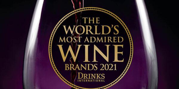 Marchi di vino più ammirati al mondo