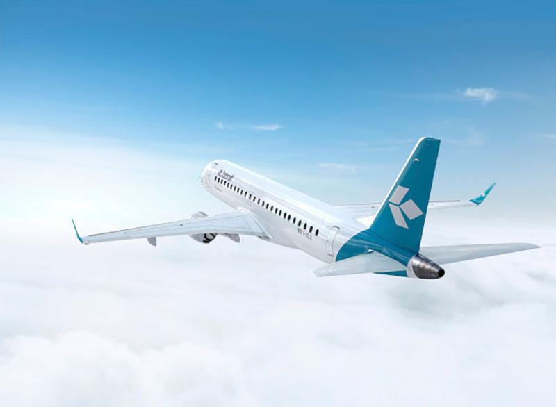 Air Dolomiti Certificazione EMAS