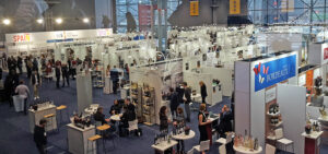 The wine & spirits world meets in america