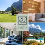 Astoria Resort celebra il 20° anniversario con TreeLodgy