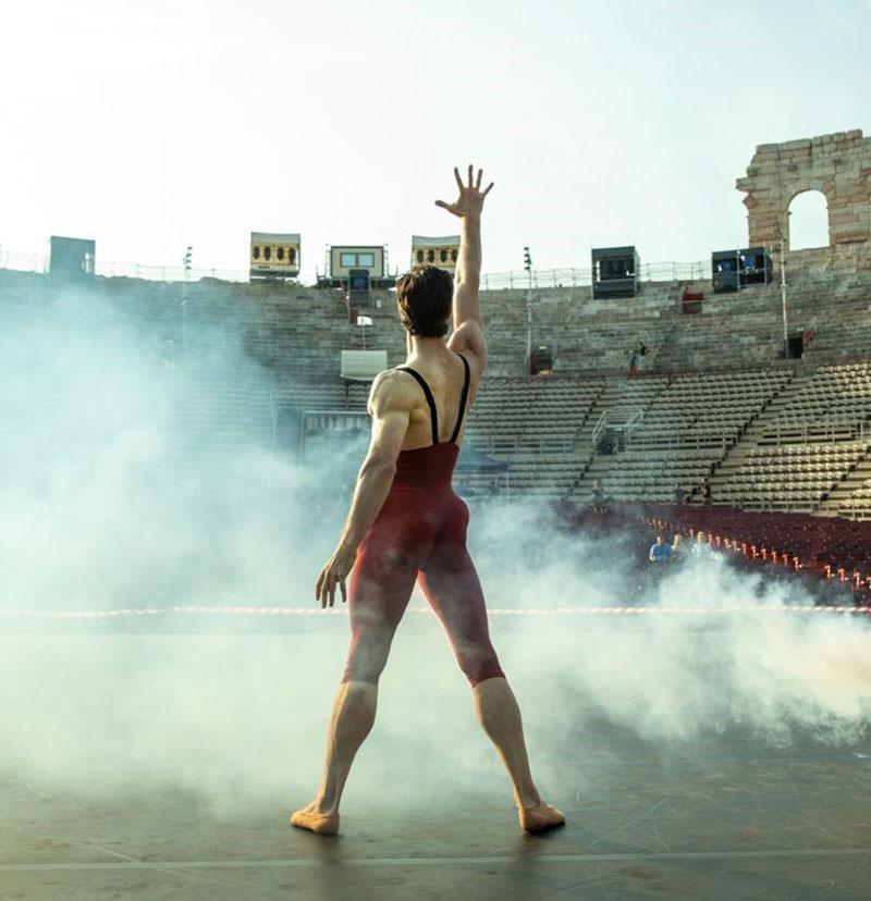 Roberto Bolle And Friends Arena di Verona