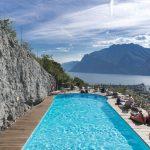 Garda Hotel Forte Charme, ospitalità e joie de vivre vista lago