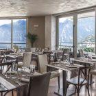 Restaurant Lake View. Food and hospitality. Emozioni da gustare