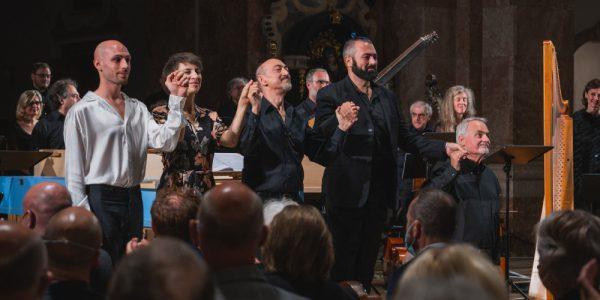 Charpentier, il barocco secondo De Marchi all'Alten Musik