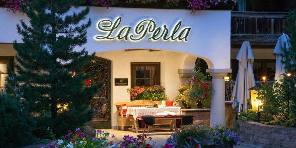 La Perla, le vette dell'ospitalità, lo spirito familiare, in Alta Badia