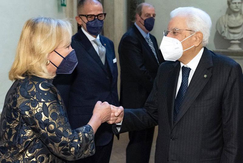 Premio Leonardo Qualità Italia a Marisa Allegrini