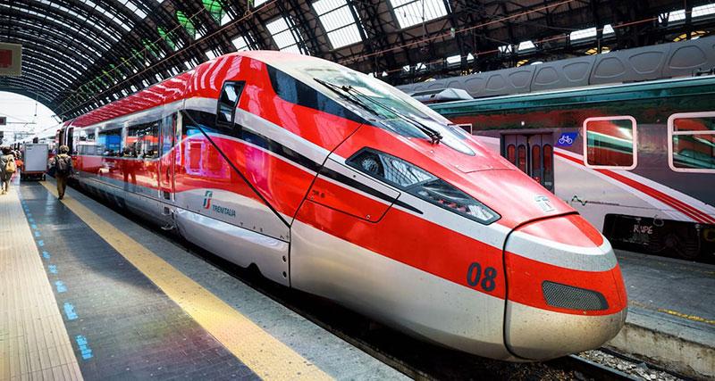 Il Frecciarossa 1000 di Trenitalia arriva a Parigi