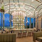 Bar Argo Four Seasons Hotel Hong Kong