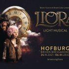 Light musical a Bressanone per Natale: Liora. Il valore del tempo