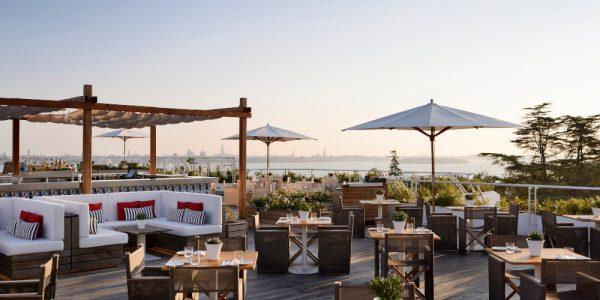 Sagra Rooftop Restaurant, vibrante seduzione di sapori
