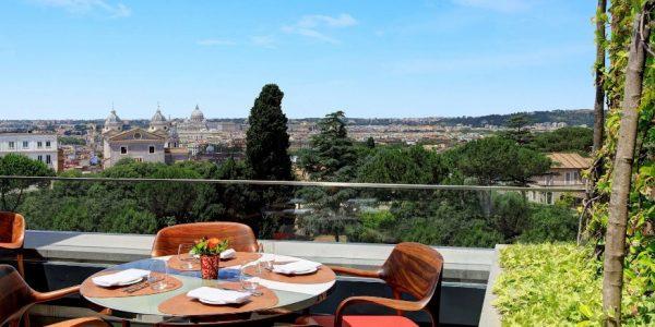 Il Giardino Ristorante, emozione italiana sotto il cielo di Roma