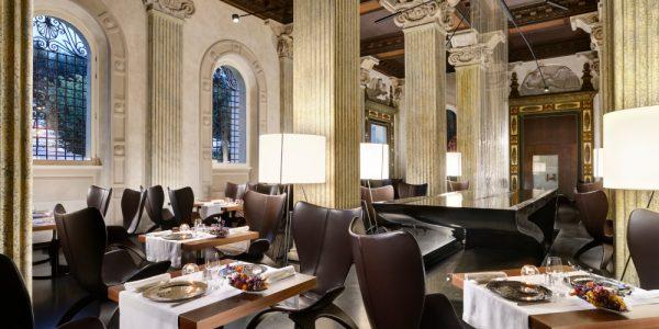 Senses Restaurant, oltre lo stile, il gusto che parla ai sensi